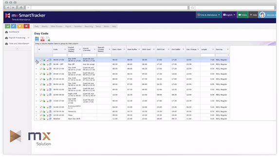Time Management Solutions - Attendance Management Software